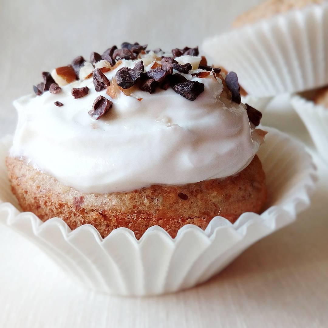 Muffin Integrali Mandorle & Cocco