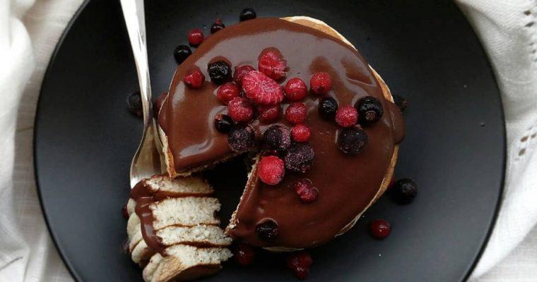 Pancakes Avena & Cocco