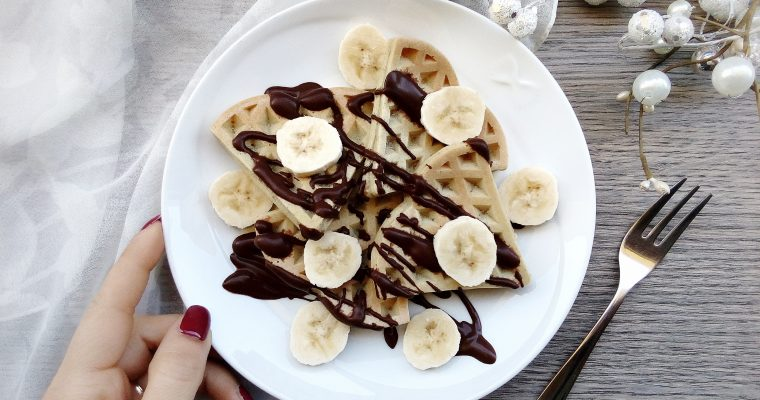 Waffle al forno Gluten Free