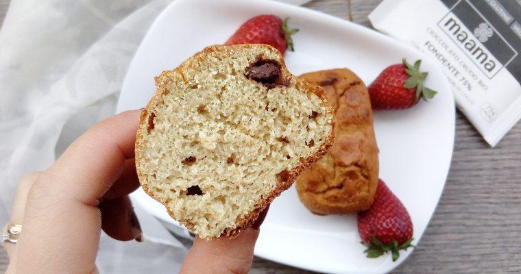 Mini Plumcake al cocco – Senza Glutine