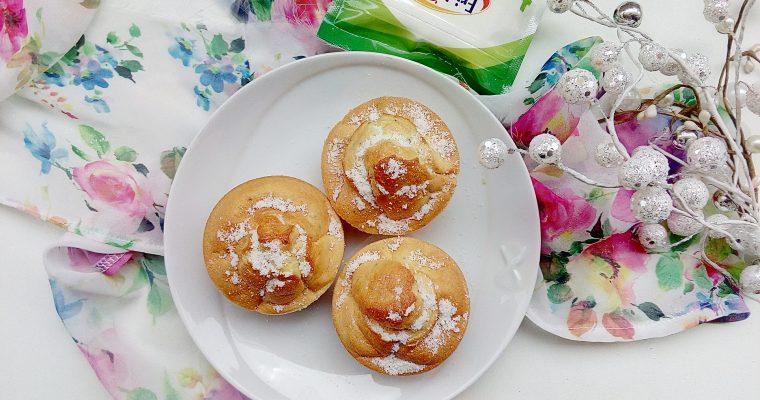 Coconut Muffin al profumo di limone