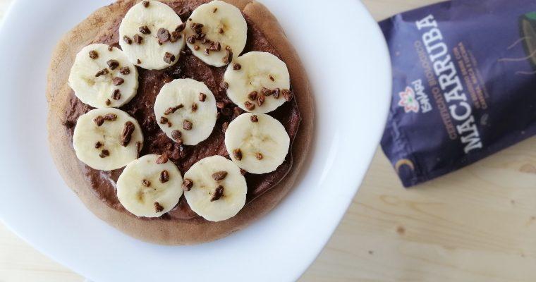 Pancake Cereali e Macarruba