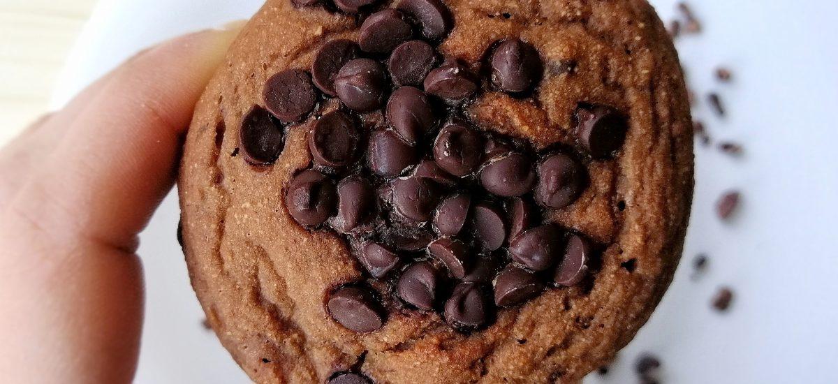 Muffin Pere & Cioccolato